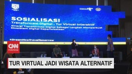 VIDEO: Tur Virtual Jadi Wisata Alternatif