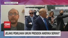 VIDEO: Jelang Pemilihan Umum Presiden Amerika Serikat