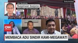 VIDEO: Membaca Adu Sindir KAMI-Megawati