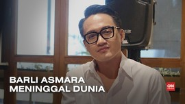 VIDEO: Desainer Barli Asmara Meninggal Dunia
