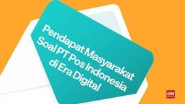 VIDEO: Kata Mereka Soal Pos Indonesia di Era Digital