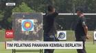 VIDEO: Tim Pelatnas Panahan Kembali Berlatih
