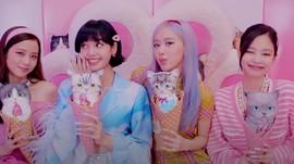 Ice Cream Kolaborasi BLACKPINK-Selena Gomez Cetak Rekor Baru