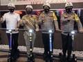 Dukung Polisi Adaptasi New Normal, Grab Donasi 30 GrabWheels