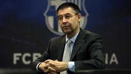 Presiden Barcelona Bartomeu Mengundurkan Diri