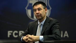 Urusan Messi Belum Selesai, Bartomeu Kini Dituduh Korupsi