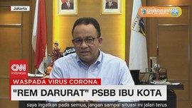 VIDEO: 'Rem Darurat' PSBB Ibu Kota