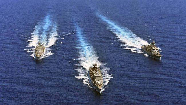 Turki gelar latihan militer di Laut Mediterania setelah terjadi peningkatan tensi dengan Yunani dan Siprus.