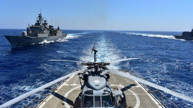 Pertama kali dalam sejarah eksistensinya, Pakta Pertahanan Atlantik Utara (NATO), mulai serius memasukkan persoalan global tentang perubahan iklim.