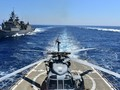 Jerman Desak Latihan Perang Mediterania Timur Diakhiri