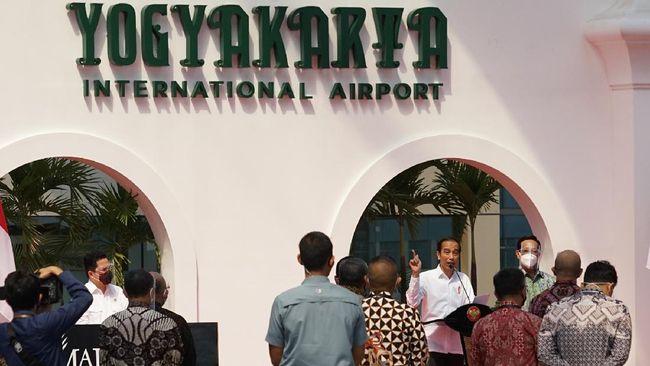 Angkasa Pura I mengatakan Bandara Kulon Progo telah melayani sebanyak 3,56 juta penumpang sejak beroperasi penuh pada 29 Maret hingga 24 Agustus.