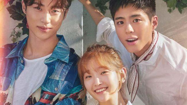 7 drama Korea baru akan tayang September 2020, mulai dari serial Park Bo-gum dan Park So-dam Record of Youth, hingga karya soal penipu, Private Lives.