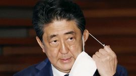 Resmi Mundur, Shinzo Abe Minta Maaf ke Rakyat Jepang