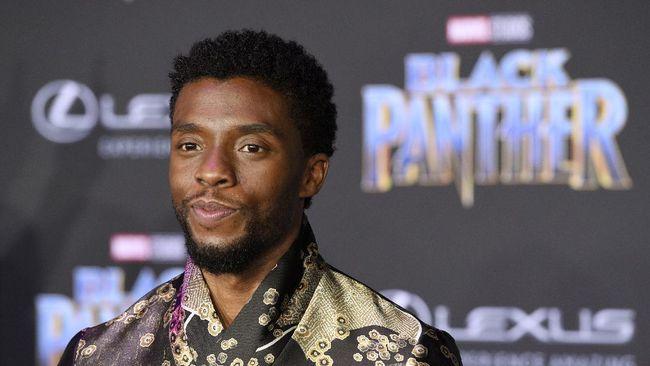 Aktor Black Panther Chadwick Boseman Meninggal Dunia