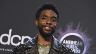 Aktor Black Panther Meninggal, Warganet Berduka