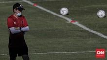 Timnas Indonesia U-19 Imbang, Shin Tae Yong Menyesal
