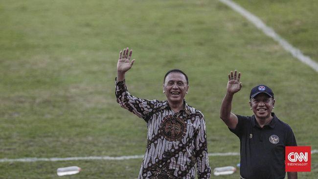 Presiden Joko Widodo resmi menandatangani Keppres dan Inpres terkait penyelenggaraan Piala Dunia U-20 2021.