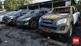 6 TNI AL Tersangka Kasus Polsek Ciracas, Terancam 9 Tahun Bui