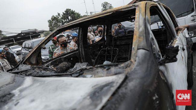 Berdasar pengaduan yang masuk ke Kodam Jaya, korban yang mengalami penganiayaan dalam perusakan Polsek Ciracas, Jakarta Timur mencapai 23 orang.