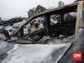 Korban Perusakan Polsek Ciracas Ditusuk hingga Dilindas Motor