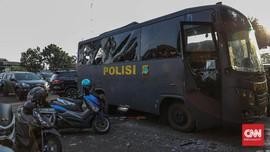 DPR Minta TNI/Polri Redam Konflik Usai Insiden Polsek Ciracas