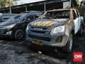 Polsek Ciracas Diserang, Olah TKP Dikawal Ketat Petugas