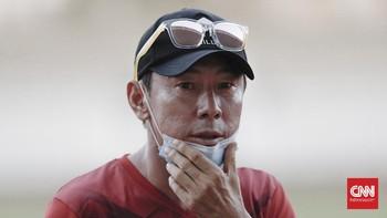 Shin Tae Yong Bantah Australia Lebih Baik dari Timnas U-23