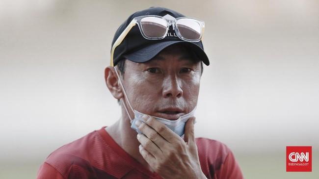 Vaksin Covid, PSSI Daftarkan 122 Pemain dan Shin Tae Yong
