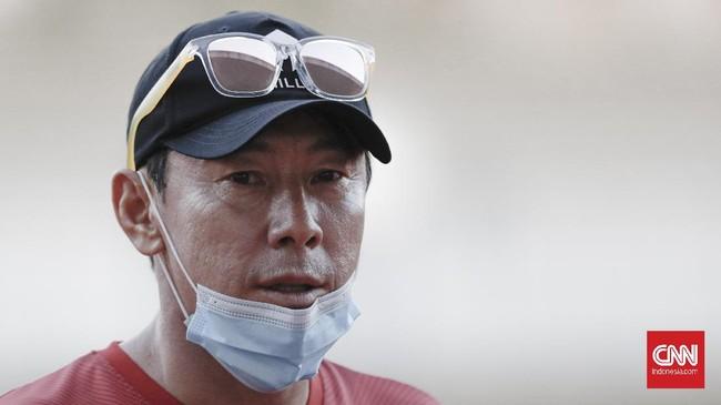 Shin Tae Yong Belum Bisa Divaksin di Indonesia