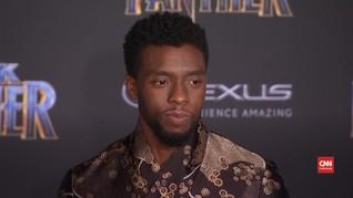 Mengenal Kanker Usus Besar yang Diderita Aktor Black Panther
