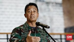 KontraS: 10 Perwira TNI Rangkap Jabatan Sipil