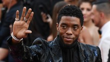 Chadwick Boseman Raih Aktor Film Terbaik Golden Globe 2021