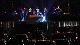 Vaksin Sudah Berjalan, DPR Dorong Konser Musik Diizinkan Lagi