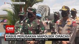 VIDEO: 3 Anggota TNI Akui Lakukan Perusakan di Polsek Ciracas