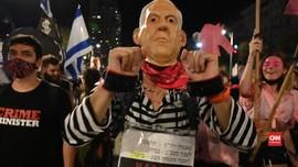 VIDEO: 30 Ribu Demonstran Israel Tuntut Netanyahu Mundur