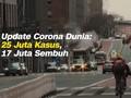 VIDEO: Kasus Infeksi Virus Corona di Dunia Tembus 25 Juta
