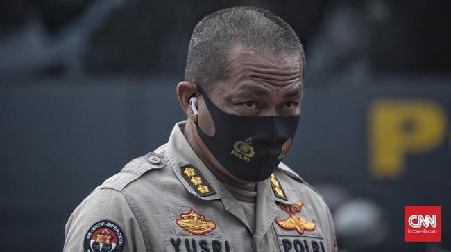 Polda Metro Jaya Tunggu Kedatangan Rizieq Hingga Malam