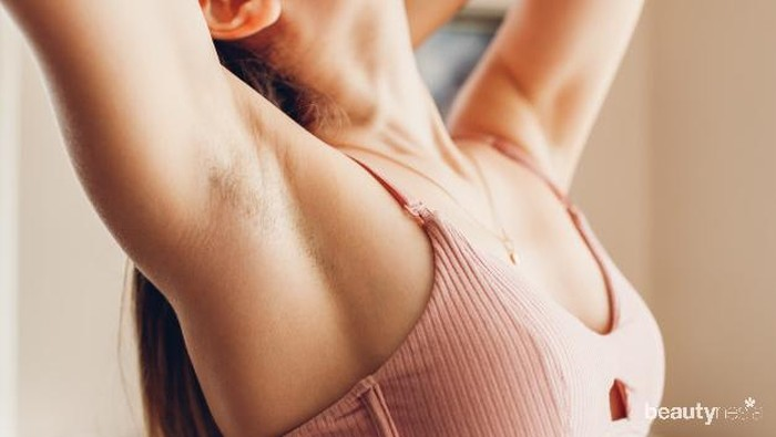 Bikin Pede Pakai Sleeveless Top, Tips Mencerahkan Kulit Ketiak Ini Wajib Kamu Coba