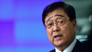 Mantan Bos Mitsubishi Osamu Masuko Meninggal Dunia