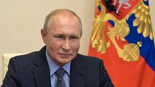 Putin dan Pejabat Rusia Ucapkan Selamat Idul Adha