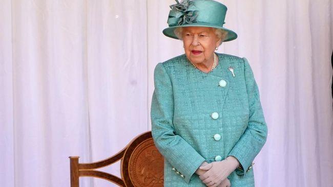 Pemimpin Kerajaan Inggris, Ratu Elizabeth II, berulang tahun ke-95 empat hari setelah pemakaman mendiang suaminya, Pangeran Philip.