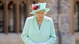 Ratu Elizabeth Muncul Perdana Usai Kematian Pangeran Philip