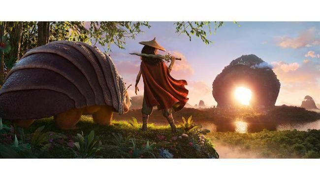 Disney merilis gambaran perdana untuk film animasi Raya and the Last Dragon yang terinspirasi dari mitos di negara-negara Asia Tenggara, termasuk Indonesia.