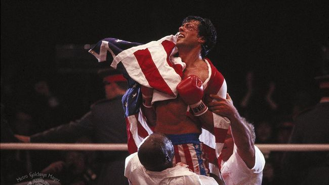 Masuk ke usai 35 tahun, film Rocky IV akan dirilis ulang dalam versi director's cut yang digarap oleh Sylvester Stallone.