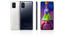 Samsung Galaxy F62 vs Galaxy M51, Adu Baterai 7.000 mAh