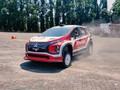 VIDEO: Mobil Reli Xpander AP4 yang Jago Melintir
