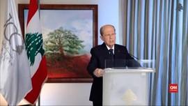 VIDEO: Presiden Michel Aoun Akan Ubah Libanon
