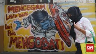 Epidemiolog: Covid-19 Berpotensi Jadi Endemik di Indonesia