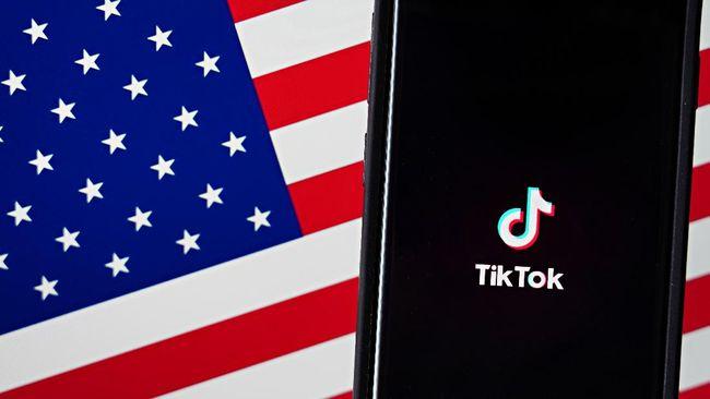 Kementerian Kehakiman AS mengajukan banding untuk menerapkan larangan pengunduhan aplikasi Tiktok sesuai perintah Presiden AS Donald Trump.