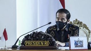 Jokowi: Mini Lockdown Berulang akan Lebih Efektif